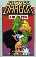 Savage Dragon Archives TPB (2006- Image) By Erik Larsen 5-1ST
