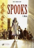 Spooks GN (2012- Cinebook) 5-1ST