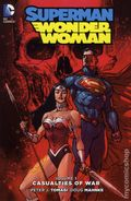 Superman/Wonder Woman HC (2014 DC The New 52) 3-1ST