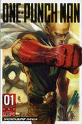 One-Punch Man TPB (2015 Viz Dugest) 1-1ST