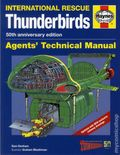 International Rescue Thunderbirds Agents' Technical Manual HC (2015 Haynes) 50th Anniversary Edition 1-1ST