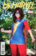 Ms. Marvel (2015 4th Series) 1E