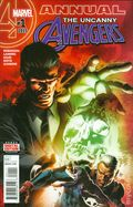 Uncanny Avengers (2015 Marvel 3rd Series) Annual 1