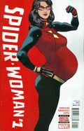 Spider-Woman (2015 6th Series) 1A