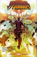 Deadpool vs. Thanos TPB (2015 Marvel) 1-1ST