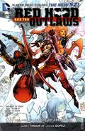 Red Hood and the Outlaws TPB (2012-2016 DC Comics The New 52) 4-REP