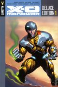 X-O Manowar HC (2013-2017 Valiant) Deluxe Edition 1-REP