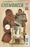 Star Wars Chewbacca (2015 Marvel) 4