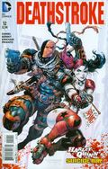 Deathstroke (2014 DC 2nd Series) 12A