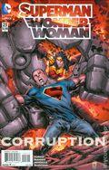 Superman Wonder Woman (2013) 23A