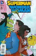 Superman Wonder Woman (2013) 23B