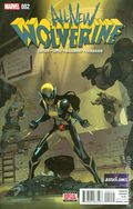 All New Wolverine (2015) 2A