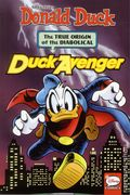 Donald Duck The Origin of the Diabolical Duck Avenger TPB (2015 IDW) 1-1ST