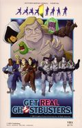 Ghostbusters Get Real TPB (2015 IDW) 1-1ST
