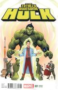Totally Awesome Hulk (2015) 1B