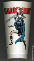 7-Eleven Marvel Super Heroes Collectible Cups (1975 Marvel) VALKYRIE
