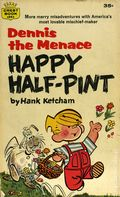 Dennis the Menace Happy Half-Pint PB (1962 Fawcett Crest) 1-1ST