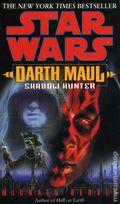 Star Wars Darth Maul Shadow Hunter PB (2001 Del Rey Novel) 1-1ST
