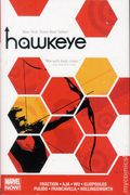 Hawkeye HC (2013-2016 Marvel NOW) By Matt Fraction and Jeff Lemire 2-1ST