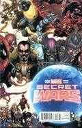 Secret Wars (2015 3rd Series) 8C