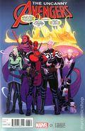 Uncanny Avengers (2015 Marvel 3rd Series) 3B