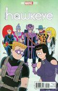All New Hawkeye (2015 2nd Series) 2B