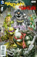 Batman Teenage Mutant Ninja Turtles (2015 DC) 1A