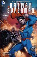 Batman/Superman HC (2014-2017 DC Comics The New 52) 4-1ST
