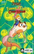 Adventure Time Fionna and Cake Card Wars (2015 Boom) 6A