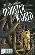 Monster World (2015 American Gothic) 1A
