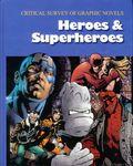 Critical Survey of Graphic Novels: Heroes and Superheroes HC (2012 Salem Press) 2-1ST