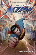 Superman Action Comics HC (2012-2016 DC Comics The New 52) 7-1ST