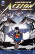 Superman Action Comics TPB (2013-2017 DC Comics The New 52) 6-1ST