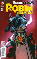 Robin Son of Batman (2015) 7