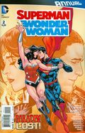 Superman Wonder Woman (2013) Annual 2