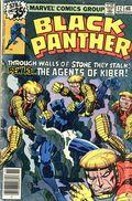 Black Panther (1977 Marvel 1st Series) Mark Jewelers 12MJ