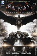 Batman Arkham Knight TPB (2016 DC) 1-1ST