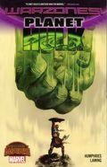 Planet Hulk TPB (2015 Marvel) Secret Wars: Warzones 1-1ST