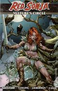 Red Sonja Vulture's Circle TPB (2016 Dynamite) 1-1ST