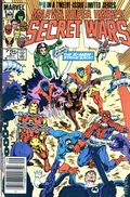 Marvel Super Heroes Secret Wars (1984) Mark Jewelers 5MJ
