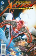 Action Comics (2011 2nd Series) 48A