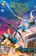 Robyn Hood (2014 Zenescope) 2nd Series Ongoing Grimm Fairy Tales  18B