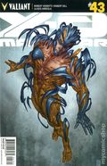X-O Manowar (2012 3rd Series Valiant) 43D
