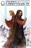 Star Wars Obi-Wan and Anakin (2016 Marvel) 1C