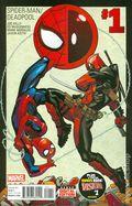 Spider-Man Deadpool (2016) 1A