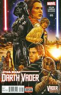 Star Wars Darth Vader (2015 Marvel) 15A