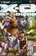 X-O Manowar (2012 3rd Series Valiant) 43A