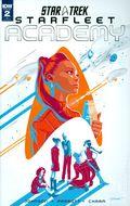 Star Trek Starfleet Academy (2015 IDW) 2RI