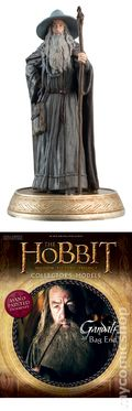 Hobbit The Motion Picture Trilogy Collector's Models (2016 Eaglemoss) Figure and Magazine #01