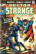 Doctor Strange (1974 2nd Series) Mark Jewelers 5MJ
